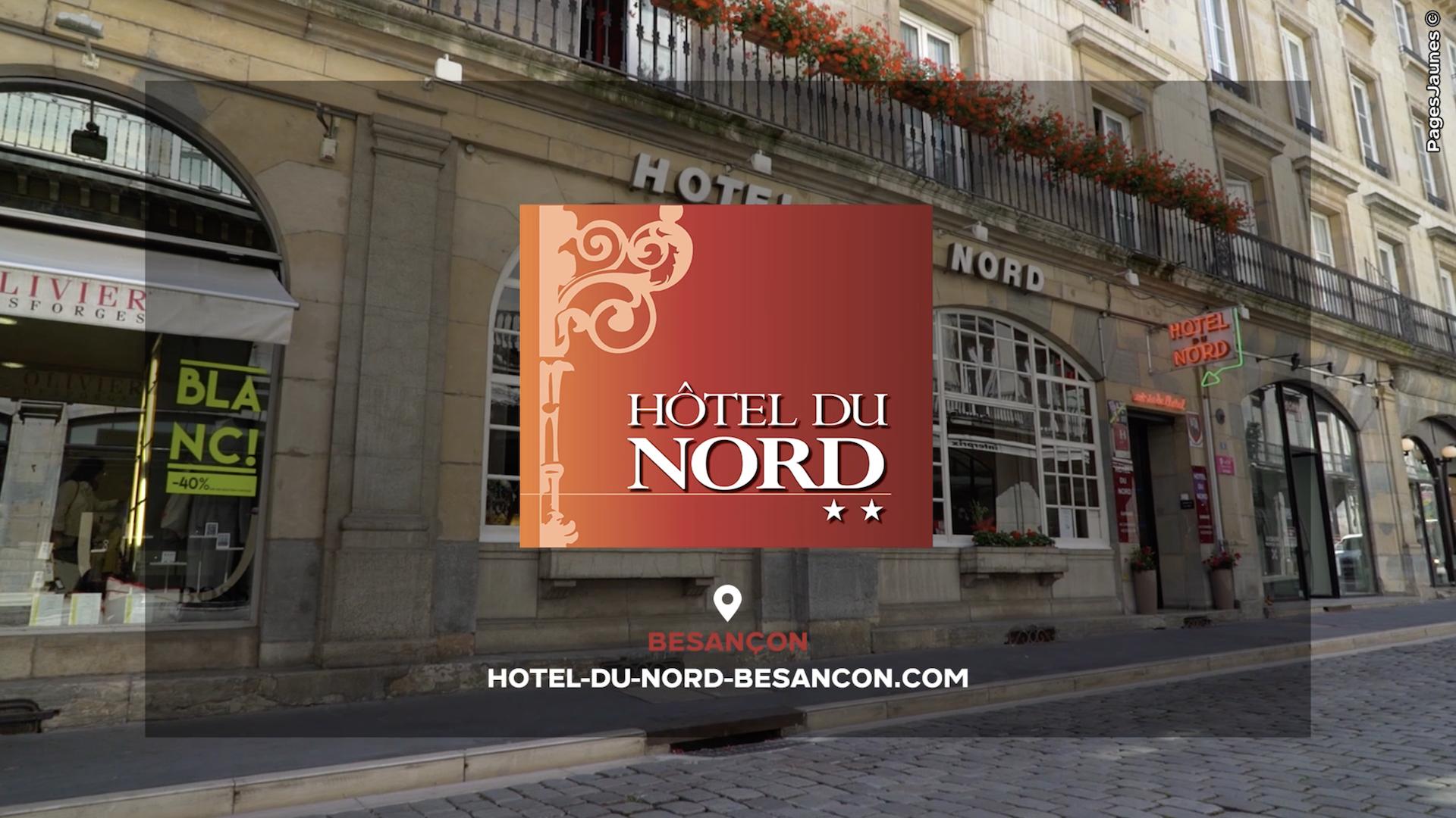 Hôtel Du Nord - BESANÇON