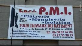 PMI (Plâtrerie Menuiserie Isolation) - BRUILLE SAINT AMAND