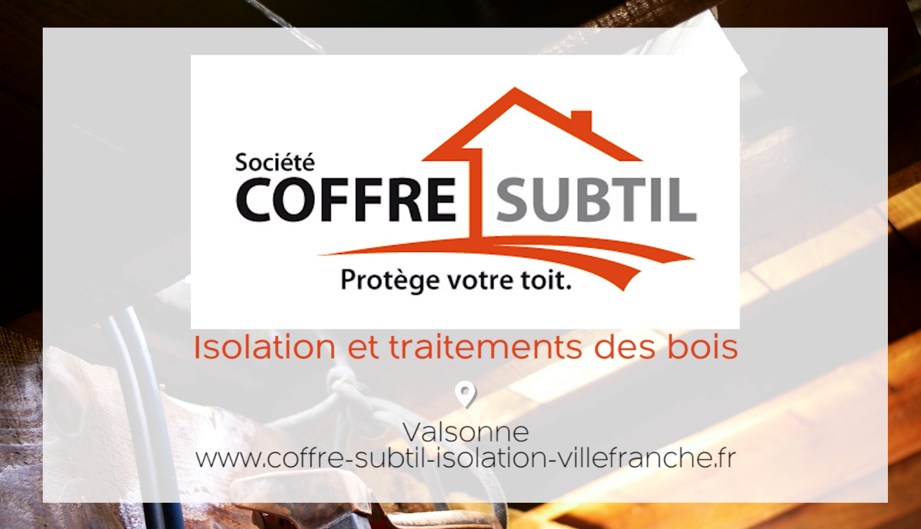 Coffre Et Subtil SARL - VALSONNE