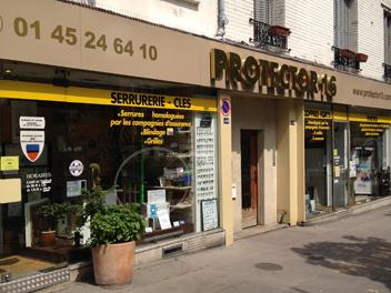 Protector 16 - PARIS