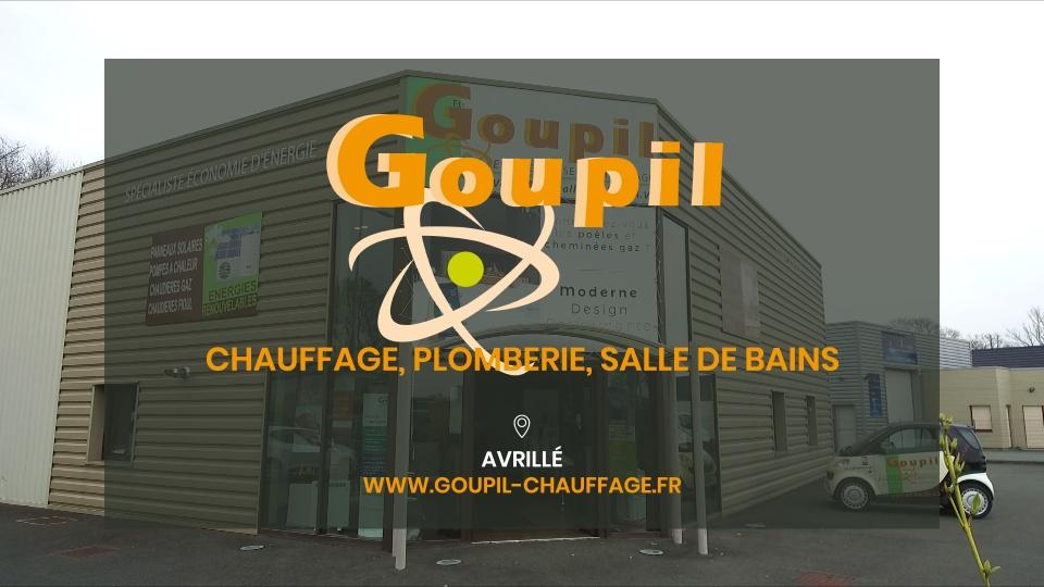 Goupil Sarl - AVRILLÉ