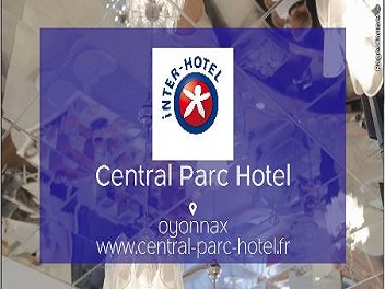Central Park Hôtel - OYONNAX