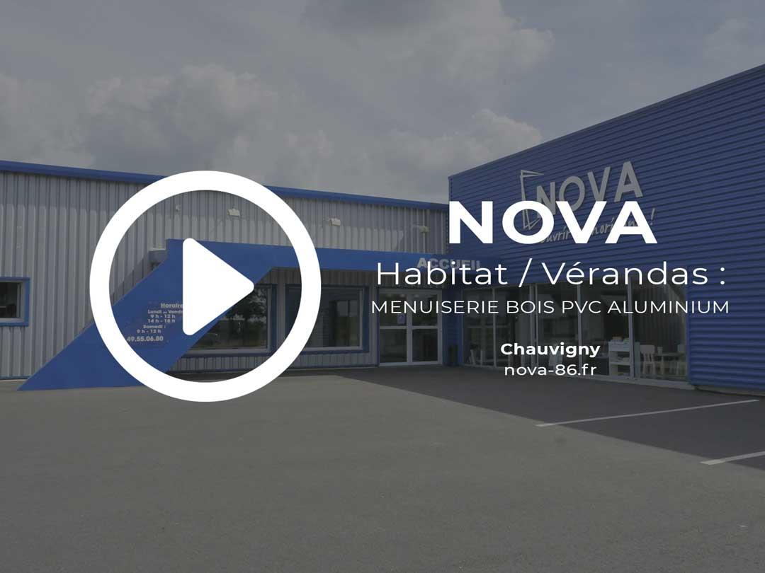 Novafermetures - CHAUVIGNY