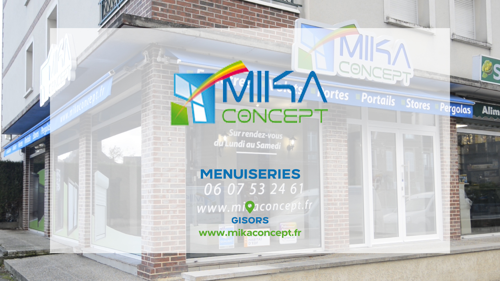Mikaconcept - GISORS