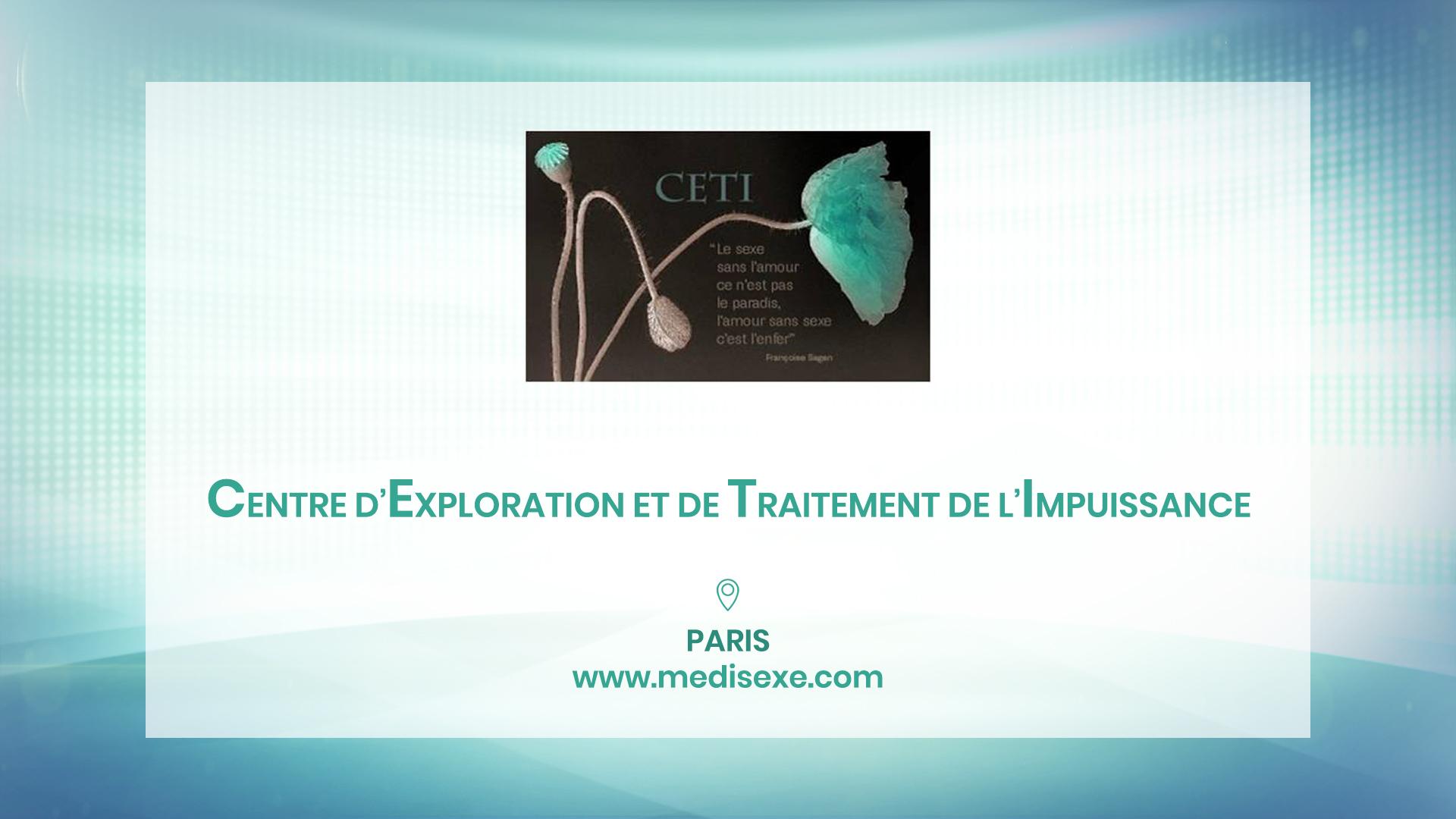 Dr Ronald Virag - PARIS