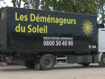 Déménageurs du Soleil (Les) - CAMPAGNAN