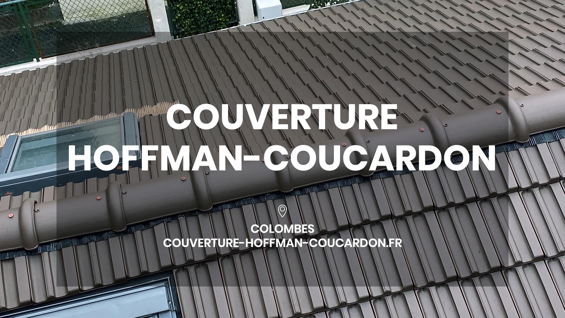 Couverture Hoffman-Coucardon - COLOMBES