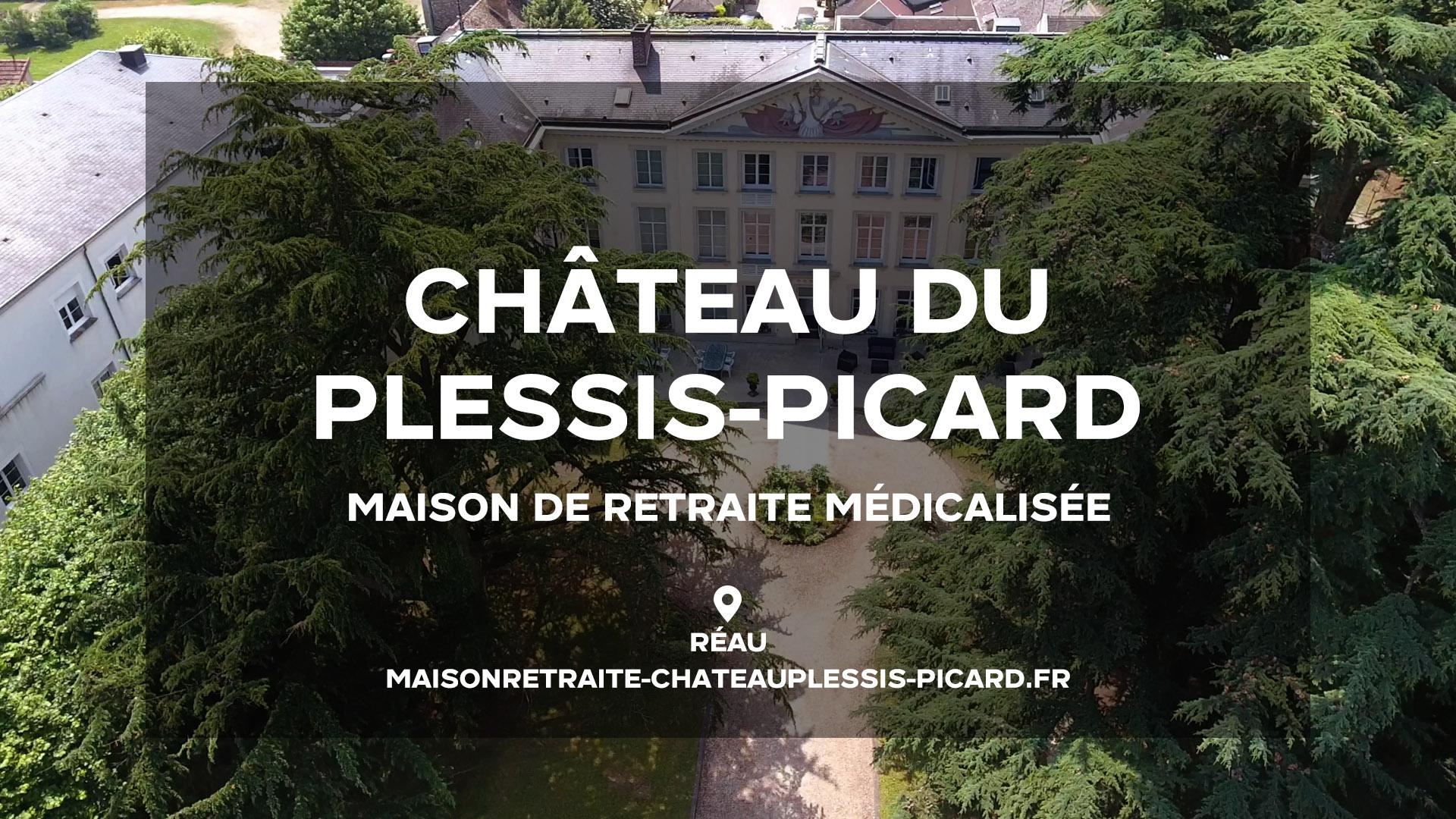 Château Du Plessis Picard - RÉAU