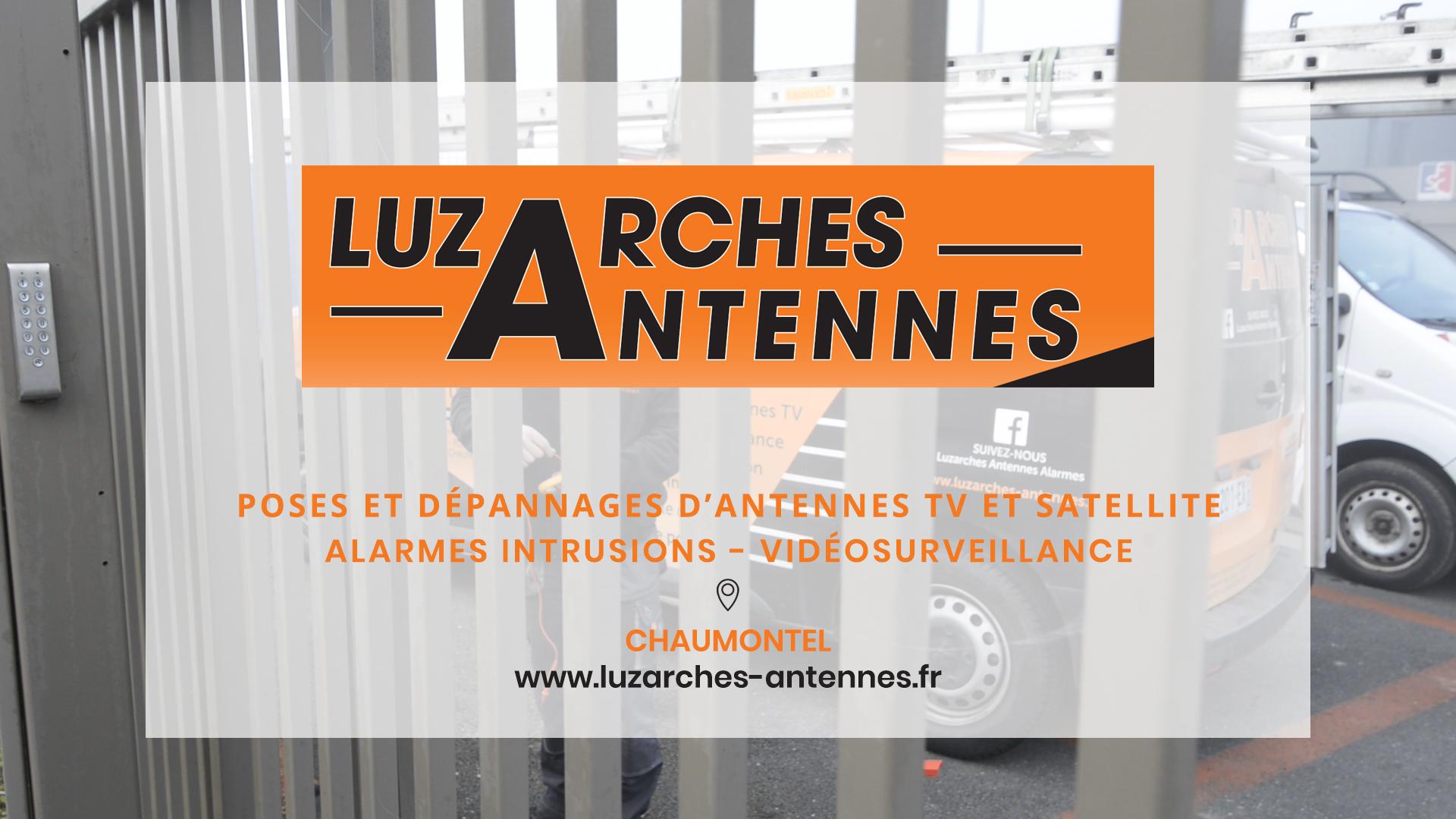 Luzarches Antennes - CHAUMONTEL