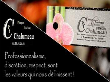 Chalumeau Pompes Funèbres - BONNAT