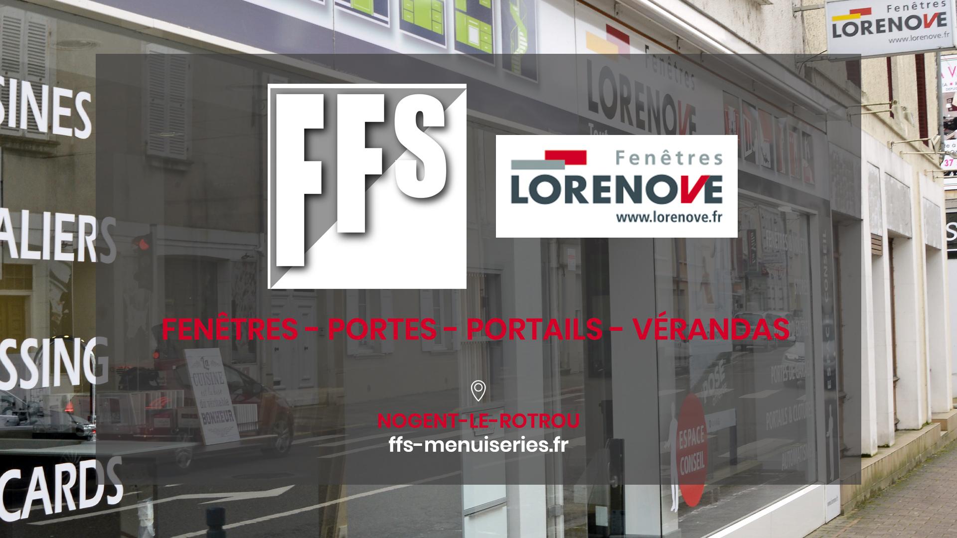 Fenêtres Fermetures et Stores F.F.S. - NOGENT LE ROTROU