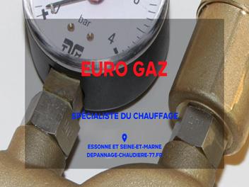 Euro Gaz - CORBEIL ESSONNES